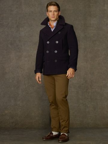 New Academy Peacoat - Polo Ralph Lauren Jackets   Outerwear - Ralph Lauren  UK a16303da26daa