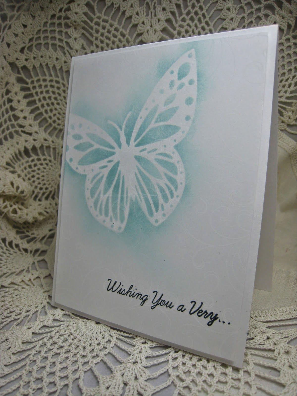 CAS Butterfly