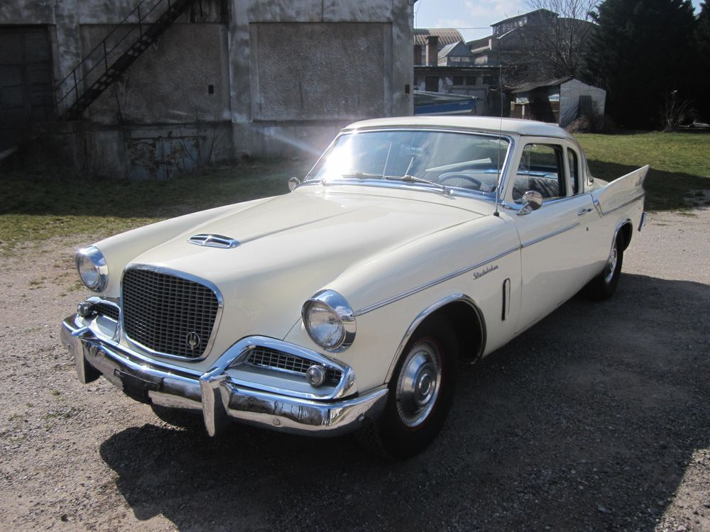 For Sale Very Rare 1959 Studebaker Silver Hawk More Infos At Www Carconnexion Com Studebaker Amazing Cars Vintage Cars