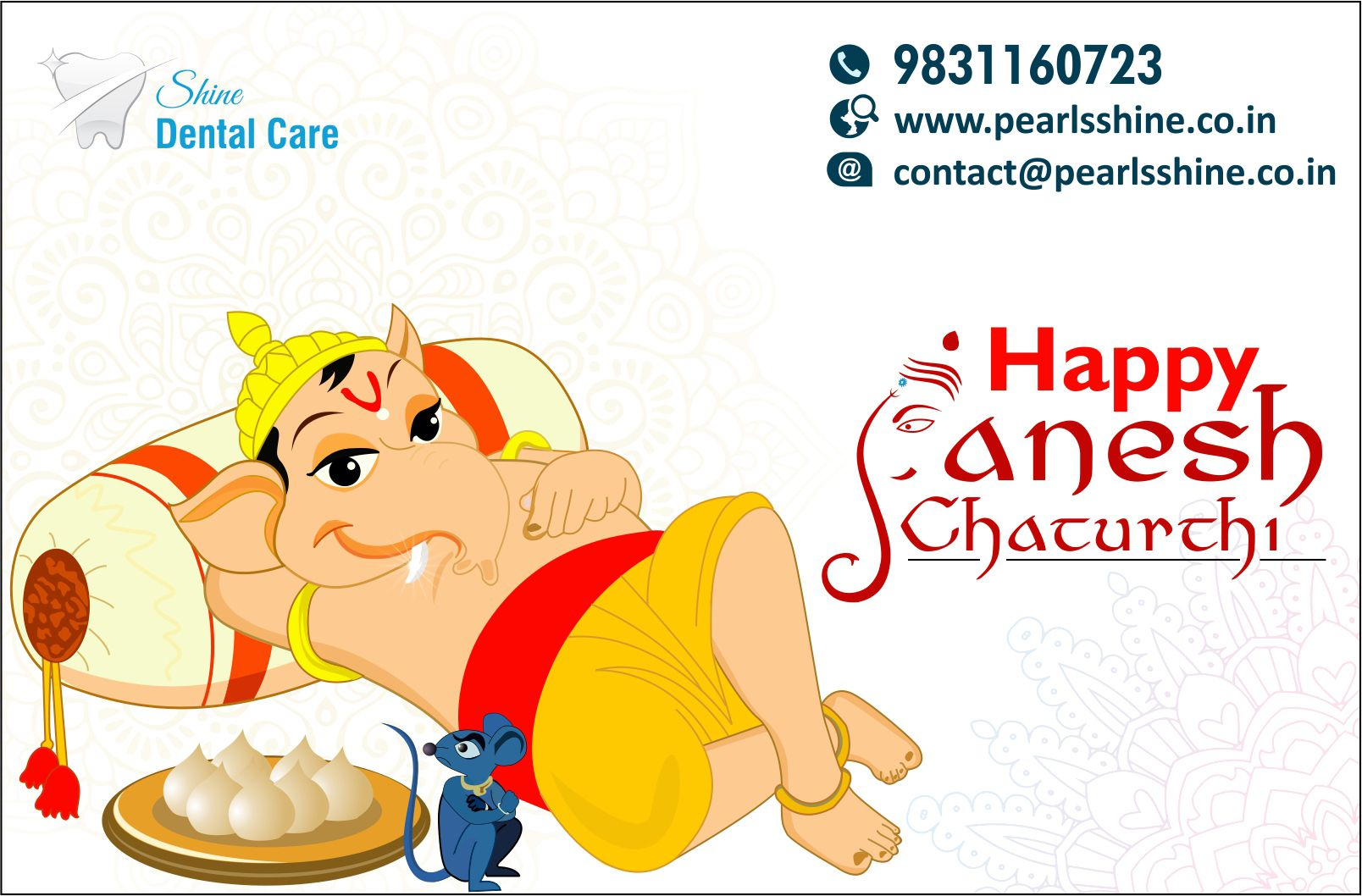 Pin by Shine Dental on Ganesh Chaturthi (With images