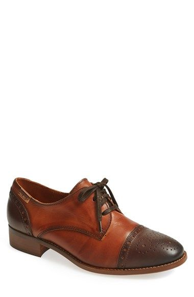 a79dbe26df673 PIKOLINOS 'Brighton' Colorblock Oxford (Women) available at #Nordstrom