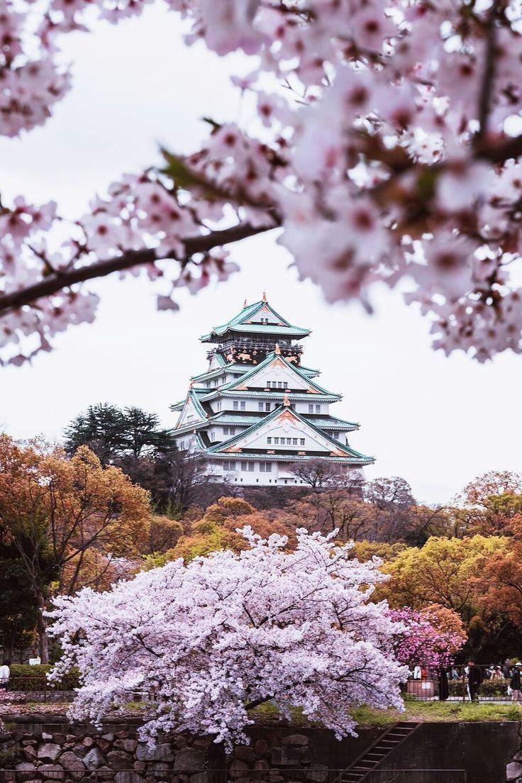 Osaka Japan By Tim Gaweco Japan Photography Aesthetic Japan Osaka Japan