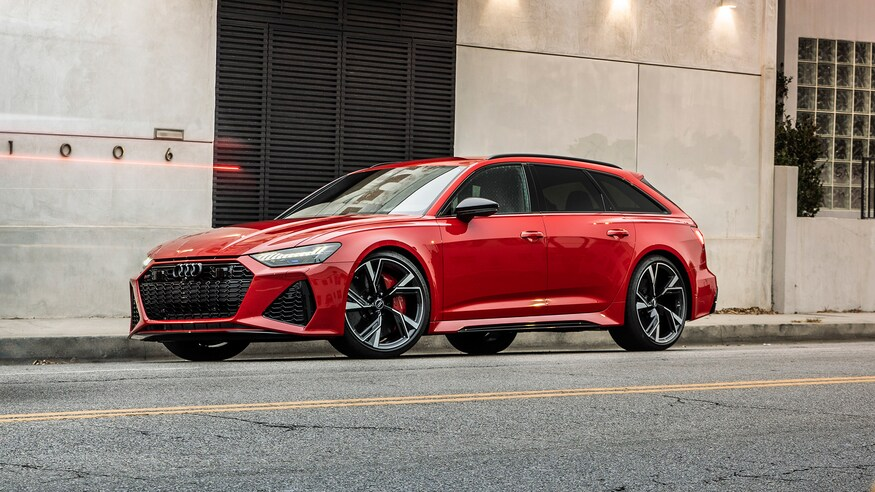 Audi RS6 Avant Review: Why You NEED This Mercedes-Fighting ...