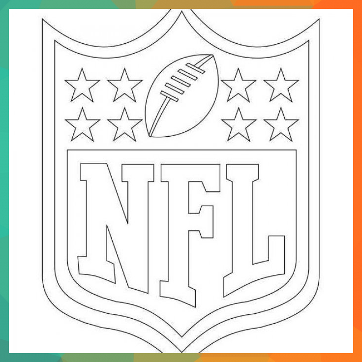 Free Printable Nfl Coloring Pages Br Coloring Free Nfl Pages Printable In 2020 Football Coloring Pages Sports Coloring Pages Coloring Pages