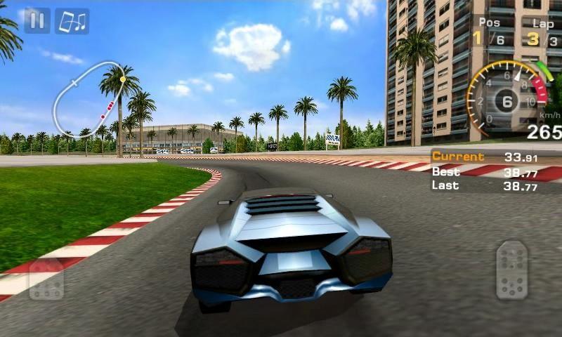 Daftar 5 Game Balap Mobil Android Terbaik Game Balap Mobil Game