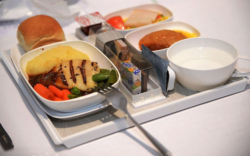 Emirates prepares 150000 meals a day in a colossal