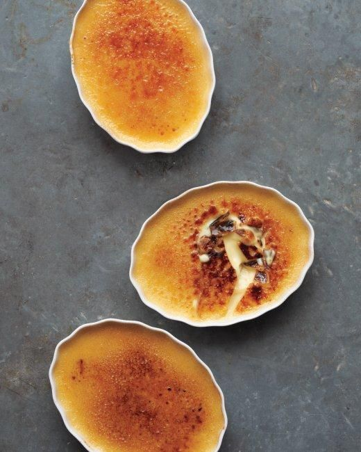 Easter Desserts // Cinnamon-Honey Creme Brulee Recipe