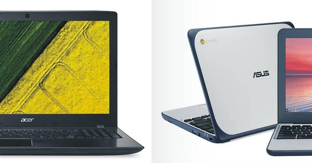 Acer Aspire vs. ASUS Chromebook Let's us decide . Turn on