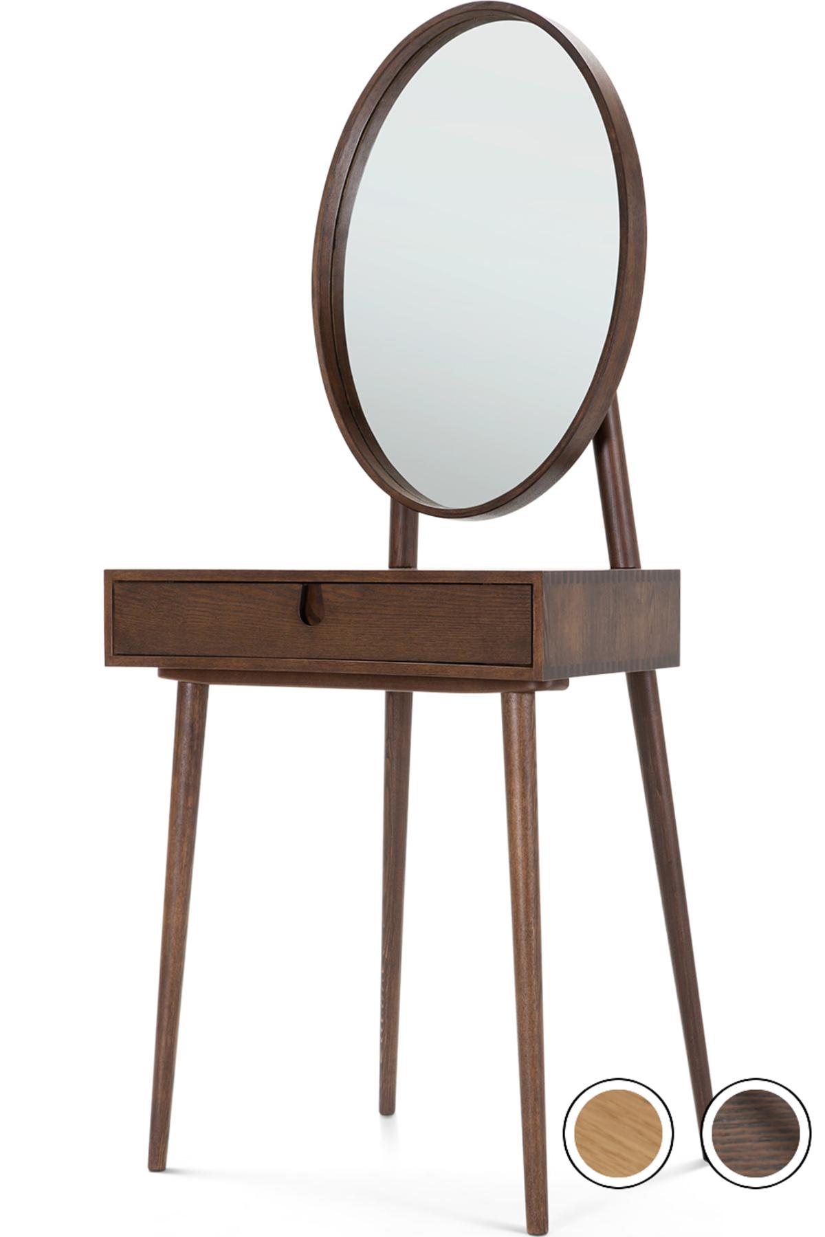 56 Ideas Makeup Vanity Ideas Dark Wood Makeup Modern Small Desk