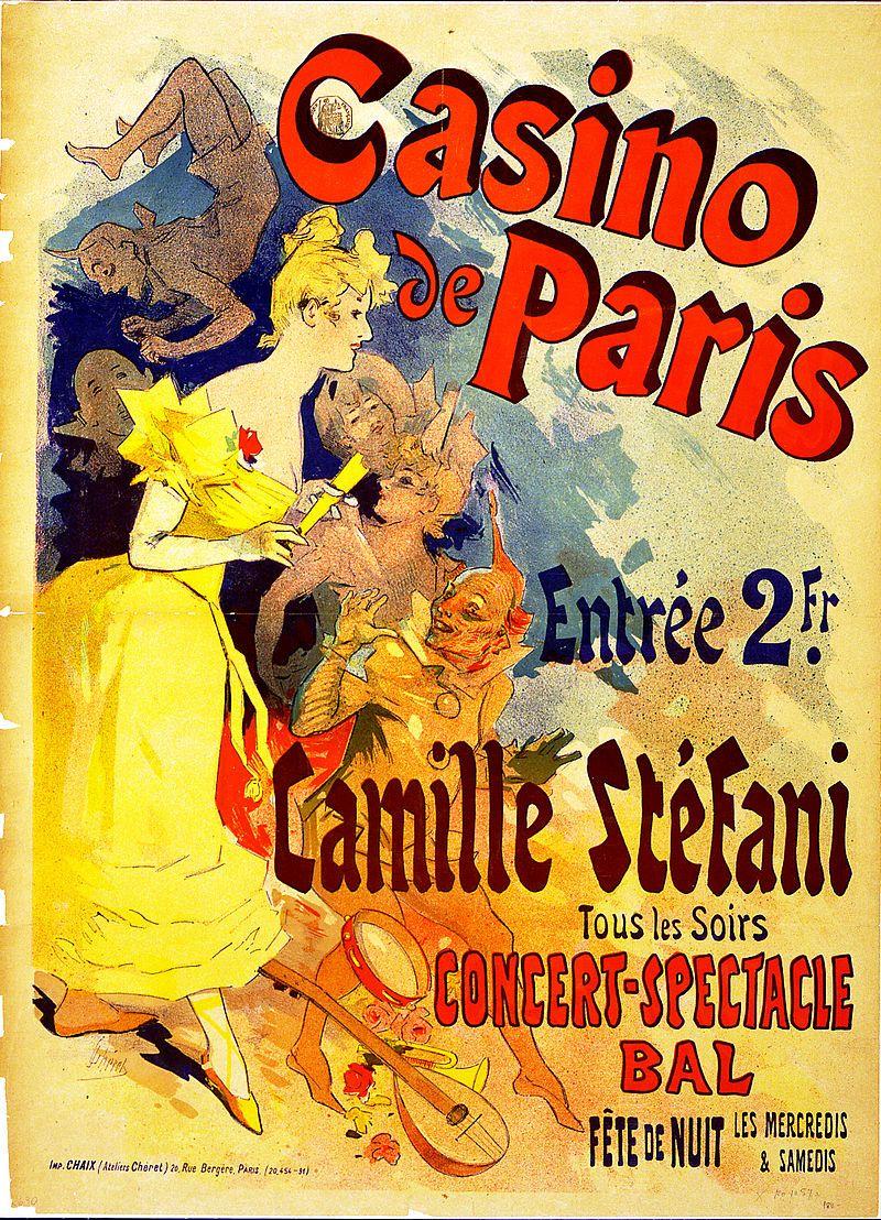 Spectacle flamenco casino de paris envoyer un poke definition