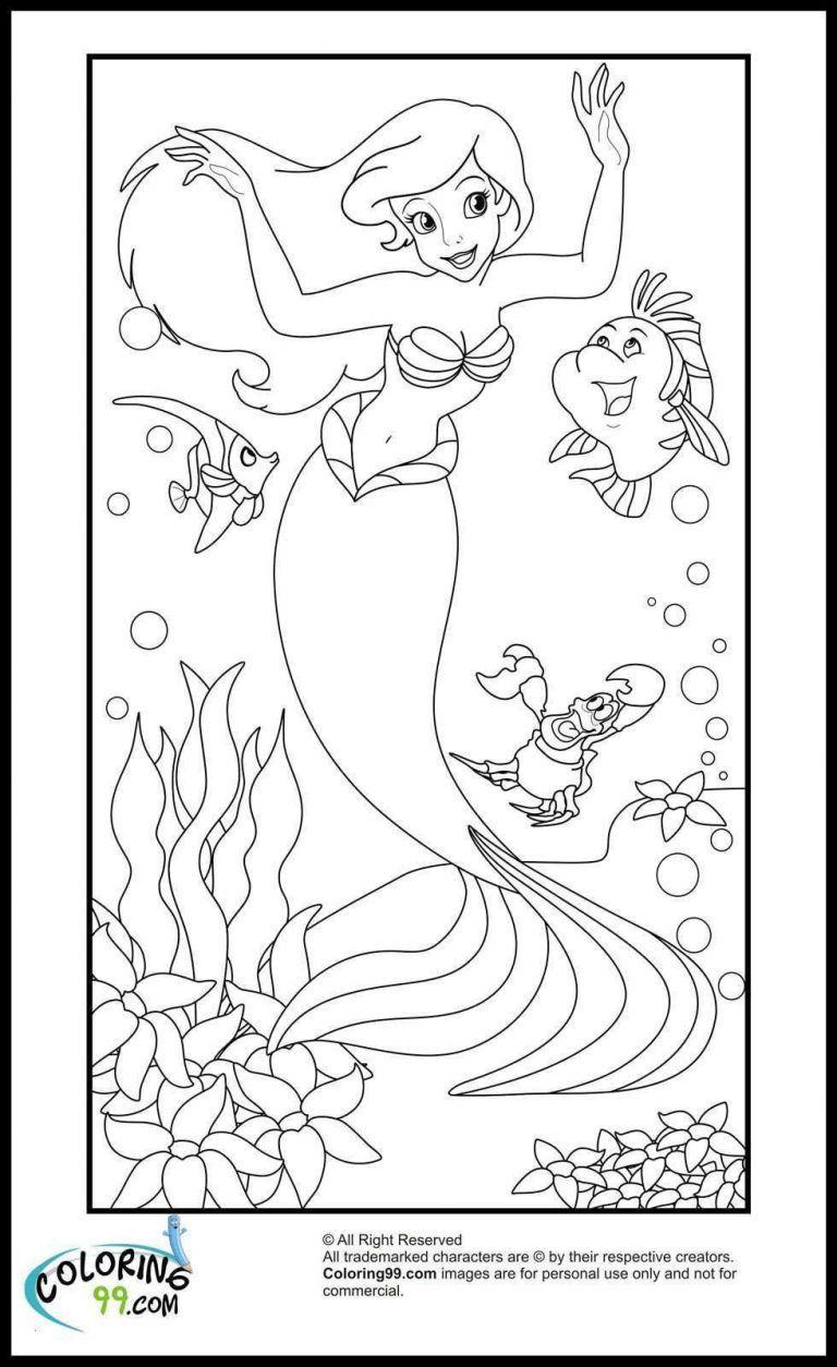 Arielle Ausmalbilder Zum Drucken Kostenlos Frisch Arielle Die Meerjungfrau Ausmalb Malvorlage Prinzessin Disney Prinzessin Malvorlagen Ausmalbilder Zum Drucken
