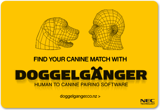 """find your """"doggelganger"""""""