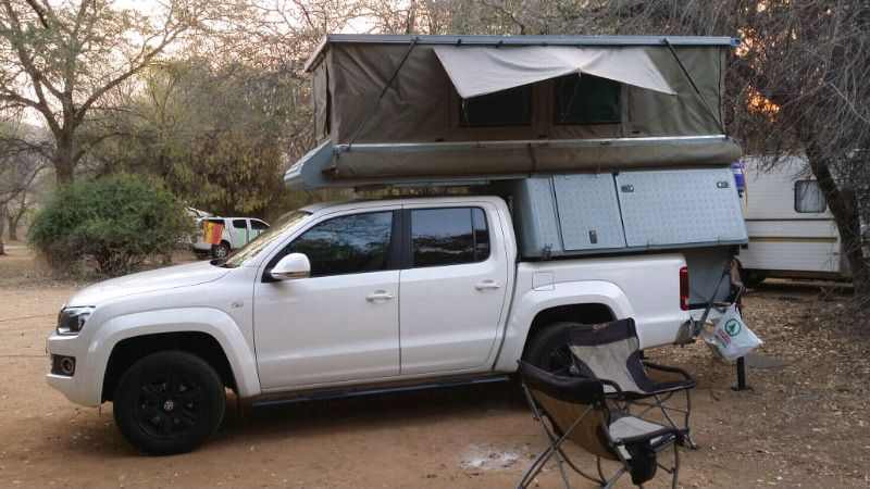 Removable Camper Middelburg Gumtree Classifieds South