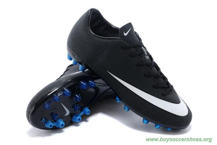 Nike Mercurial Vapor X Cr7 Ag Black White Indoor Soccer Shoes Soccer Shoes New Adidas Football Boots Shoes
