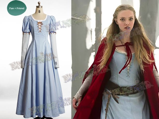 Red Riding Hood (Movie) Cosplay, Valerie Costume Dress | Family ...