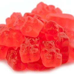 Raspberry Gummy Bears Gummy Bears Gummy Bear Candy Candy Buffet