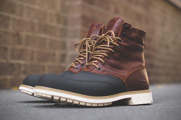 Timberland Stormbuck Waterproof Boots   Uncrate