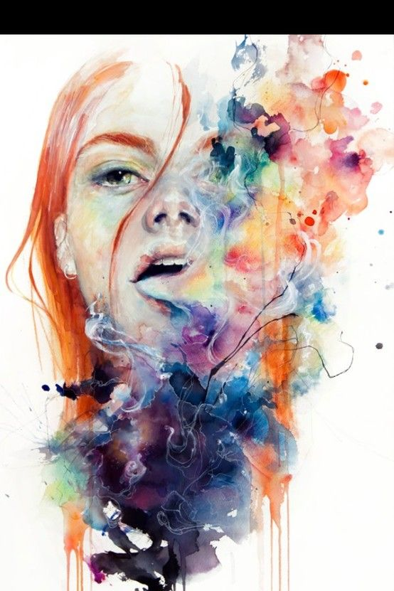 J Adore Cette Peinture Car Il Y A Beaucoup De Couleurs Vives Une