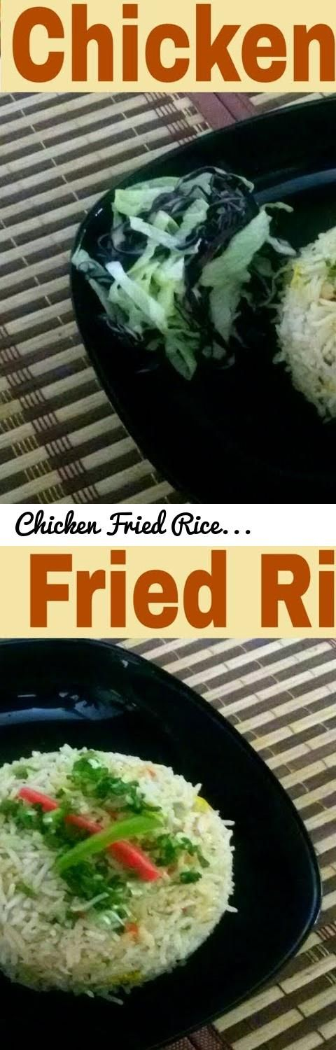Chicken fried rice recipein urduhindihow to make restaurant style tags chicken fried rice in hindi chicken fried rice chicken fried rice recipe in urdu how to make ccuart Images
