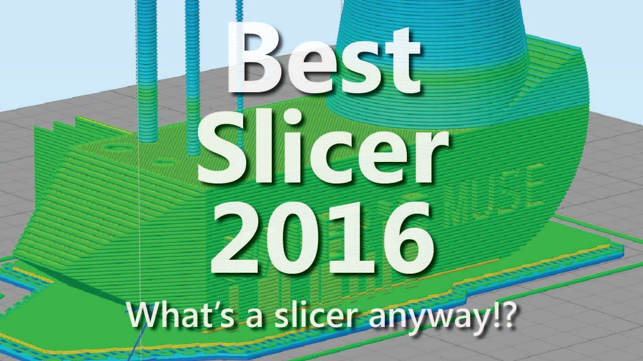 Which 3D Printing Slicer is Best? 2016 Slicer Throw Down Part 1