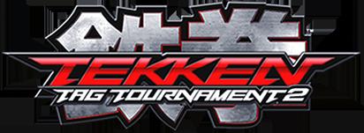 Tekken Tag Tournament 2 Game Logo Tekken Tag Tournament 2 Logos