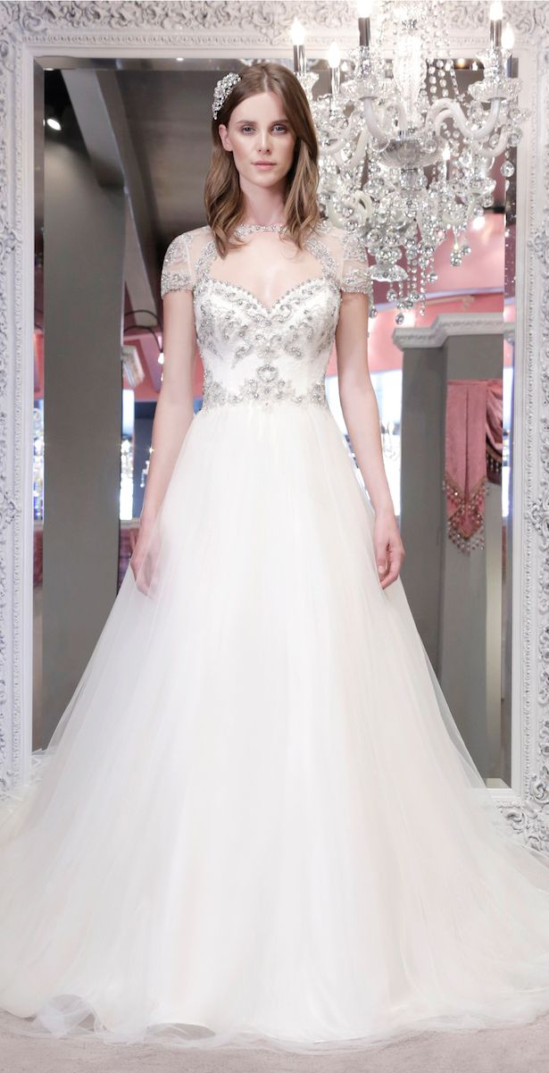 Bellos vestidos de novias   Colección Winnie Couture   Vestidos de ...