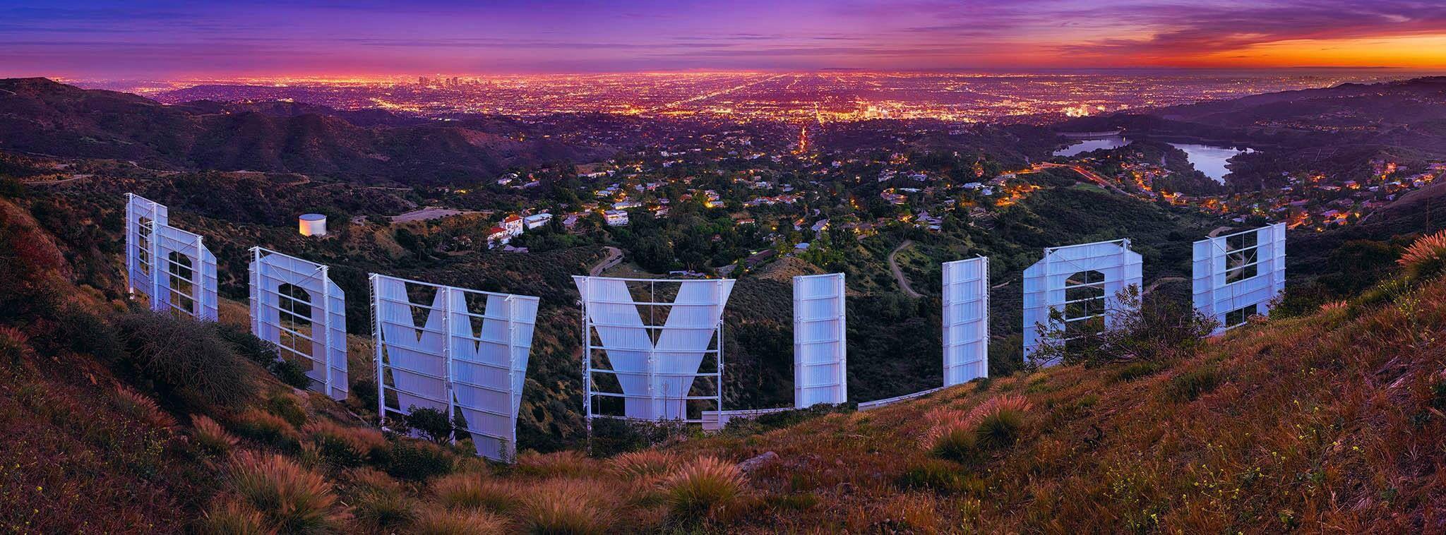 Hollywood Nights Peter Lik