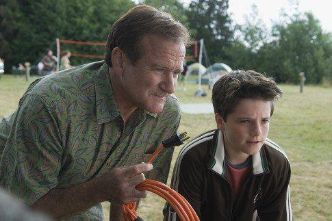 Rv Runaway Vacation Robin Williams Robin Williams Death Josh Hutcherson