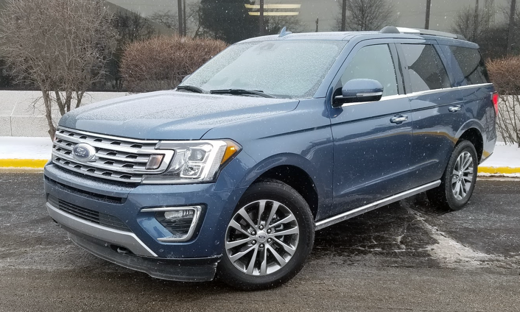 2018 Ford Expedition Limited Ford expedition, New ford