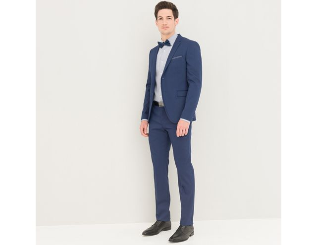 Veste homme tissu technique - Veste de costume pour Homme - Devred EBAHYAX  EG181092 5f8c42a5769