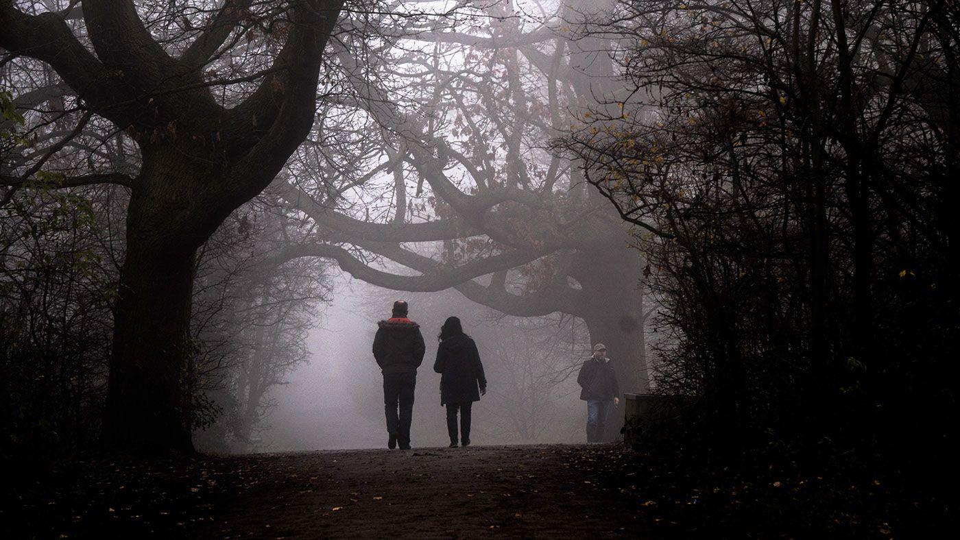 Foggy Hampstead on Behance