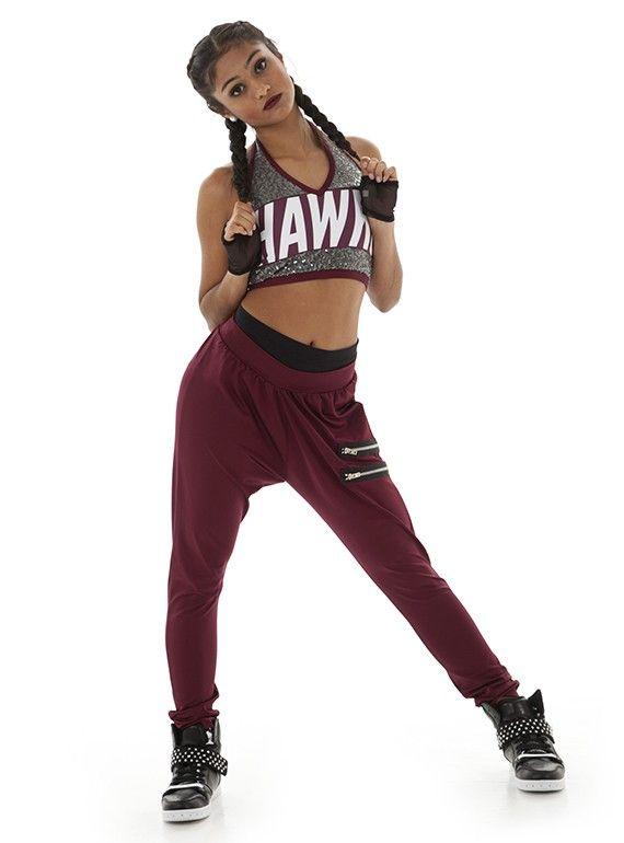 4c805058321 Harem pants with a straight high waistband, love this look! Harem pants  with a straight high waistband, love this look! Hip Hop Dance Outfits
