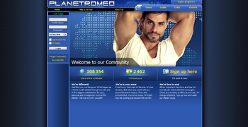 Romeo login planet classic Planetromeo Twitter