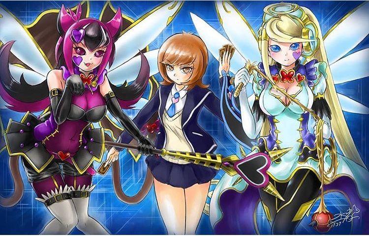 Aoi Zaizen Yugioh Vrains Anime, Anime characters, Cute