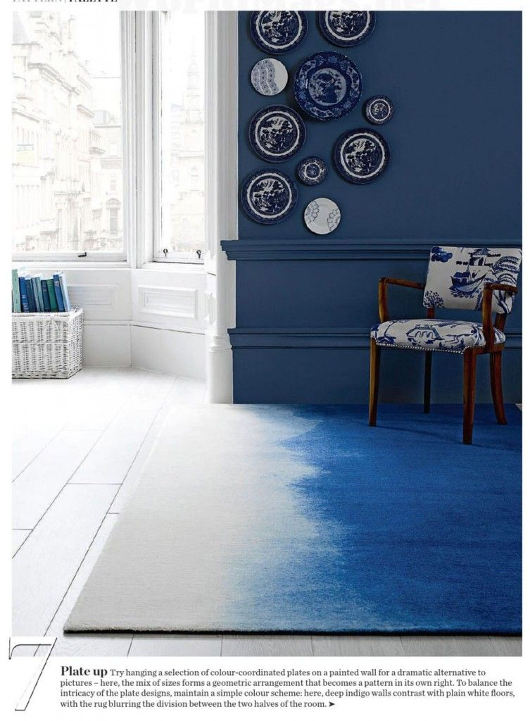 26 tapis originaux pour un int rieur de design moderne et subtile kolory pinterest tapis. Black Bedroom Furniture Sets. Home Design Ideas