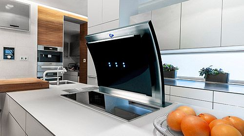 Kitchen Island Extractor Fans | Cooker In Kitchen Island Downdraft Extractor Fan Google Search