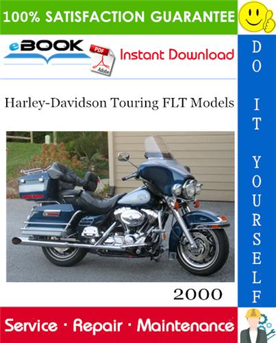 2000 Harley Davidson Touring Flt Models Flht Flhc Flhu Flhr Flhc Fltr Service Repair Manual Harley Davidson Touring Harley Davidson Repair Manuals