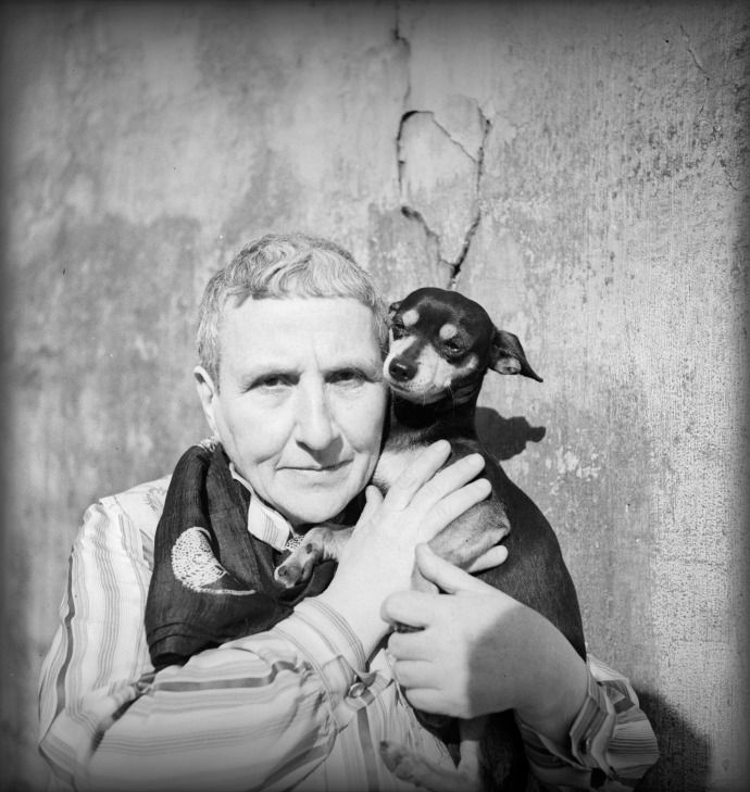Gertrude Stein, 1938. Cecil Beaton's Decades of Portraiture - The New Yorker