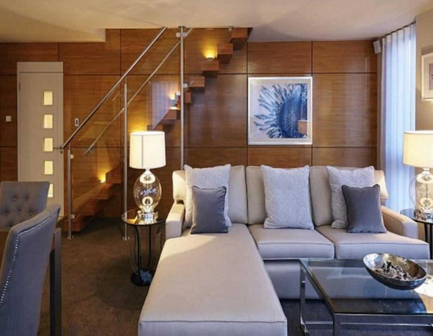 This IFSC Penthouse Could Be Dublin's Slickest Apartment