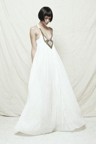 Beautiful Wedding Dress Inspiration S Bide 2010