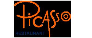 Logo For Italian Restaurant Picasso In Den Bosch The Netherlands Restaurant Logo Restaurant Lo Logo Restaurant Restaurant Logo Design Logo Design Creative