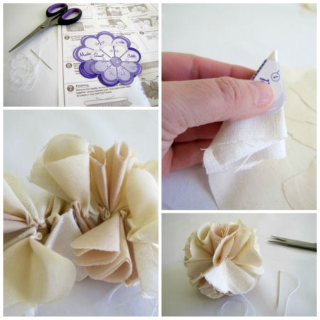 The Haby Goddess: Product Preview: Clover Flower Frill Template ...