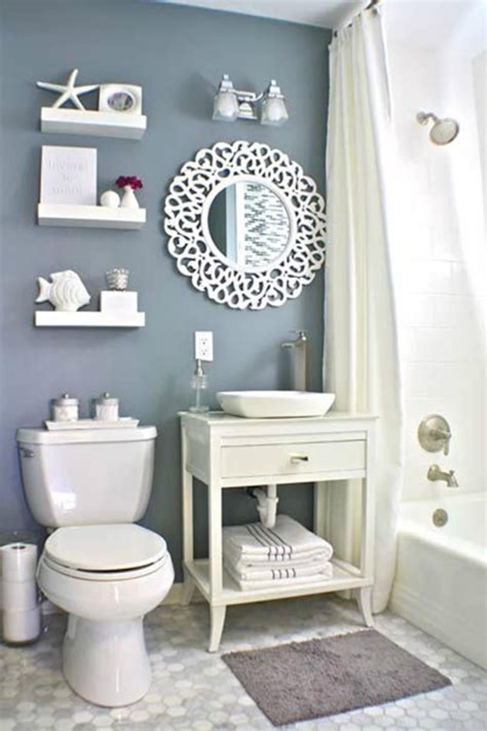 50 Amazing Beach Style Bathroom Design And Decor Ideas Bathroom