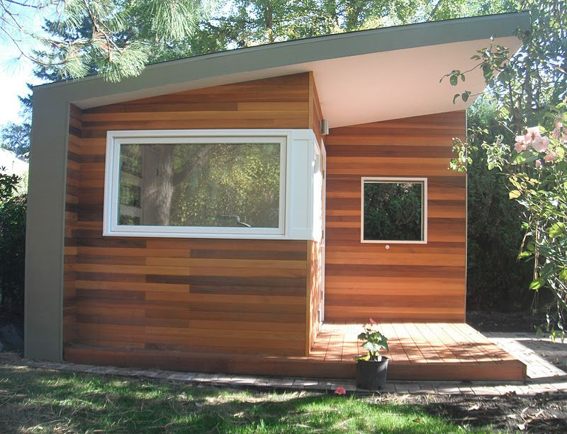 studio shed for backyard art studio in portland oregon - Garden Sheds Oregon