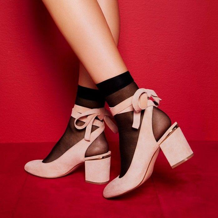 NINE WEST ANDREA ROUND TOE PUMPS - Shoes Post
