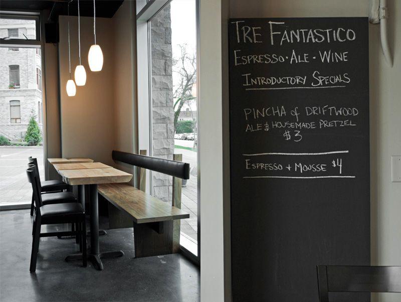 Tre Fantastico / Cafe Bar