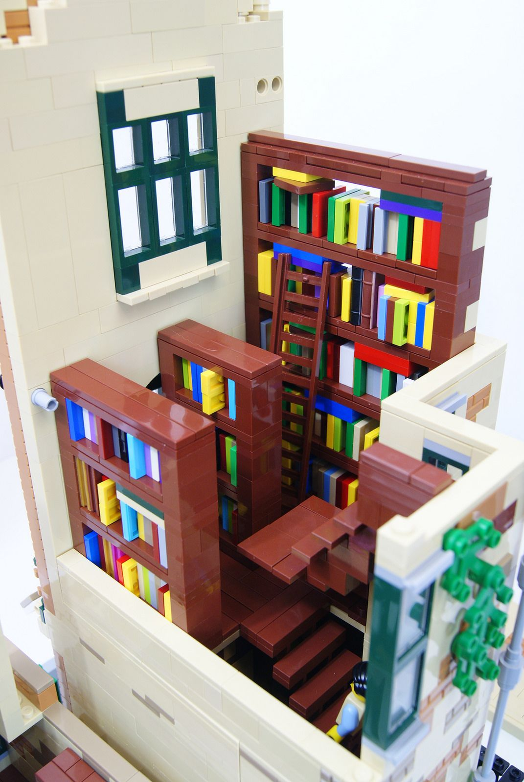 Lego Used Book Store 6 Lego Books Lego Room Lego Projects
