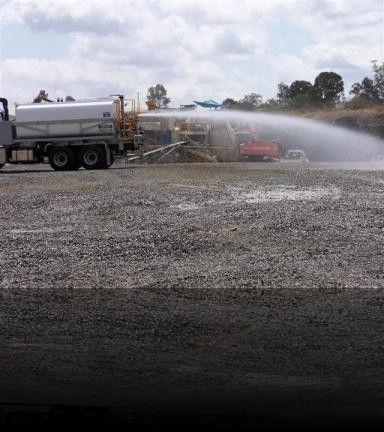 Felco Manufacturing - Dan Cross Transport Qld - 16.000 litre #potable #water #tanker. http://goo.gl/15Pbn1