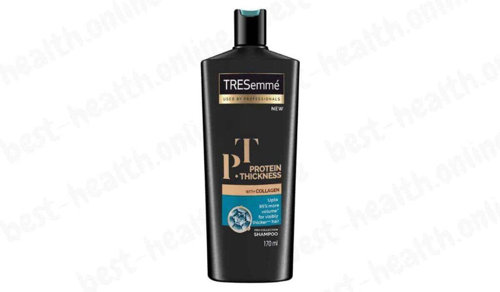 حقيقة شامبو تريسمي بعد البروتين وهل يستخدم بعد بروتين الفرد Tresemme Shampoo Shampoo Vodka Bottle