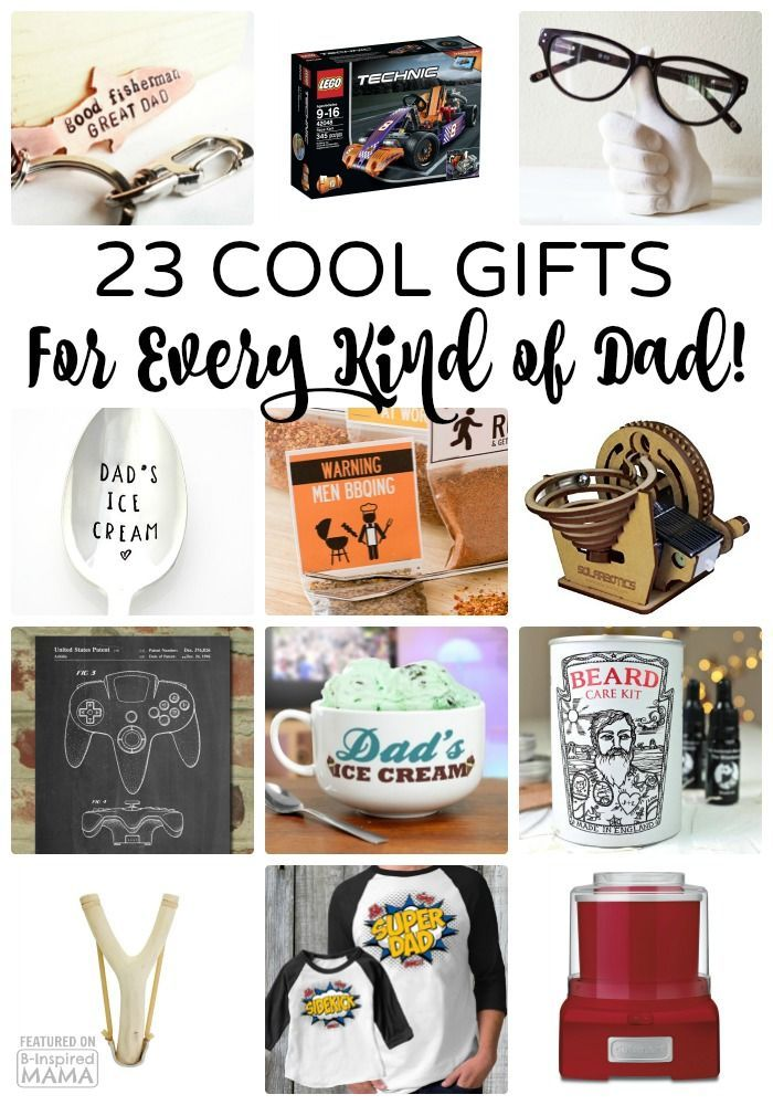 2016 Father's Day Gift Guide - 23 Cool Gifts for Every Dad   Dads ...
